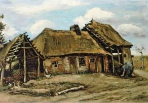Vincent van Gogh, ? (c) Privatbesitz (Ausschnitt)