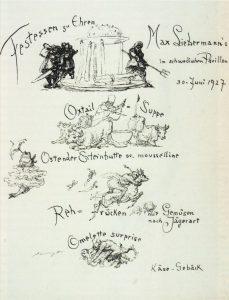 Liebermann-Geburtag