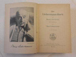Das Liebermann Buch