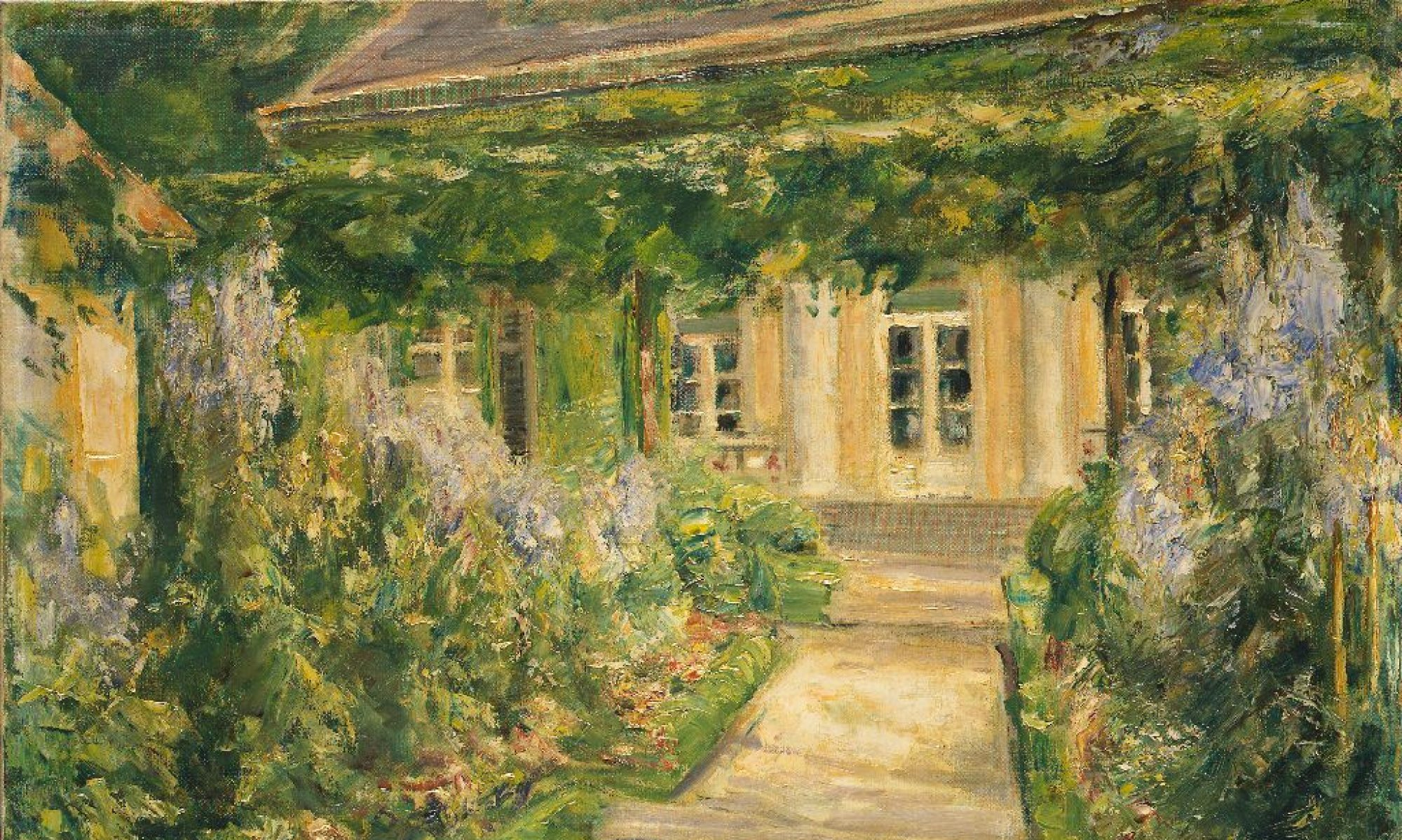 Blog der Liebermann-Villa